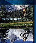 HUMAN BIOLOGY w/CONNECT PLUS