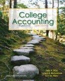 Loose-leaf College Accounting CHAPTERS 1-14