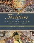 Traditions & Encounters: A Brief Global History, Volume I