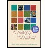Writer's Resource, 09 MLA/ APA Updated