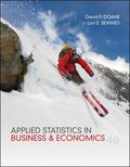 Looseleaf Version for Applied Statistics in Business and Economics