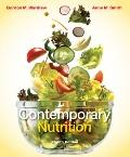 Loose Leaf Version of Contemporary Nutrition
