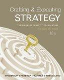 Loose-Leaf Crafting and Executing Strategy: The Quest for Competitive Advantage: Concepts an...
