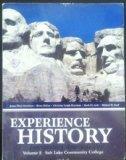 Experience History (Volume 2: Salt Lake Community College)
