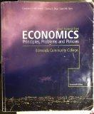 Economics- Principles, Problems and Polices 19th Edition: A Custom Edition for Edmonds Commu...