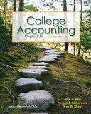 College Accounting, Chapters 1-14 2ND EDITION
