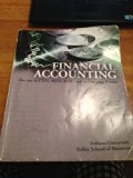 Financial Accounting for use in C521, A524, A501 and Accounting Primer (Indiana University K...