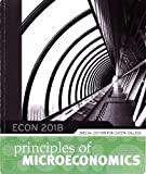 Principles of Microeconomics Special Edition for Cuesta College ECON 201B