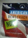 American Democracy (Darton College Edition)