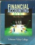 Financial Accounting ACT 161 (Seventh Edition)