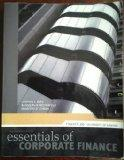 Finance 310 University of Kansas (Selected materials from essentials of corporate finance 7e)