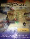 Fundamental Accounting Principles Volumen I, Chapter 1-12. 20th Edition