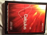 Calculus math 131/132 (Custom Value Edition for Middlesex County College)