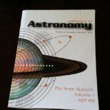 Pathways to Astronomy the Solar System Volume 1