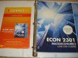 ECON 2301 Macroeconomics, Principles, Problems, and Policies 19th Ed