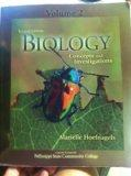 Biology Concepts and Investigations