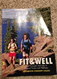 Select Material From Fit and Well Core Concepts and Labs in Physical Fitness and Wellness Li...