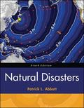 Combo: Natural Disasters with Connect Plus Geology 1 Semester Access Card