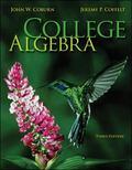 College Algebra W/ ALEKS User Guide & 18 Week Access Code