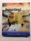 Principles Of Accounting I [ACC 101]