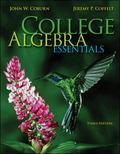 College Algebra Essentials W/ ALEKS User Guide & 18 Week Access Code