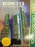 Microeconomics (East Stroudsburg University | ECON 112) [Value Priced Edition]