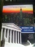 Business Law: The Ethical, Global, and E-Commerce Environment, 15th Edition, Pace University...