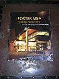 Foster MBA Financial Accounting