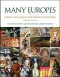 Looseleaf for Many Europes: Vol I W/ Connect Plus with LearnSmart History 1 Term Access Card