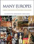Many Europes W/ Connect with LearnSmart History 2 Term Access Card