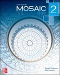 Mosaic Level 2 Reading Student Book plus Registration Code for Connect ESL