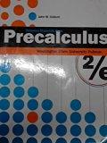 Precalculus for Washington State University Pullman