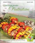 Combo: Contemporary Nutrition Updated with Myplate, 2010 Dietary Guidelines, HP2020 and Conn...