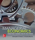 Managerial Economics (The Mcgraw-Hill Economics Series)