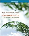 Fundamentals of Corporate Finance Standard Edition (Mcgraw-Hill/Irwin Series in Finance, Ins...