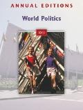 Annual Editions: World Politics 10/11