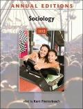 Annual Editions: Sociology 11/12