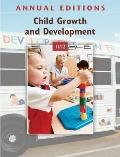 Child Growth and Development 11/12 (Annual Editions Child Growth & Development)