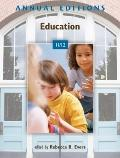 Education 11/12 (Annual Editions : Education)