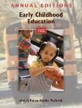 Annual Editions: Early Childhood Education 11/12