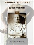 Annual Editions: Social Problems 13/14