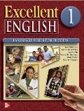 Excellent English - Level 1 (Beginning) - Student Book w/ Audio Highlights and Workbook Pkg.