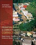 Probation, Parole, and Community-Based Corrections: Supervision, Treatment, and Evidence-Bas...
