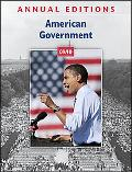 Annual Editions: Amer Govt 09/10