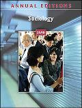 Annual Editions: Sociology 09/10