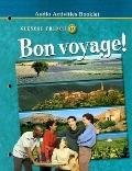 Bon Voyage! Glencoe French 1a  Audio Activities Booklet