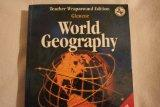 Glencoe World Geography, Texas Edition
