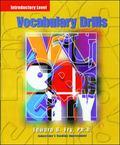Vocabulary Drills