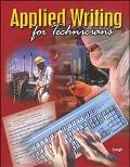 Applied Writing for Technicians