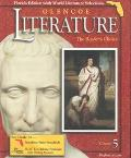 Glencoe Literature American Literature The Reader's Choice  Florida Edition